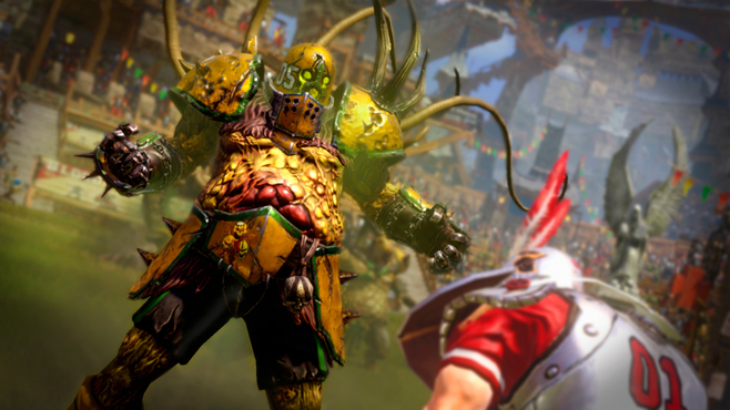 Blood Bowl 2 - Nurgle DLC Screenshot 4