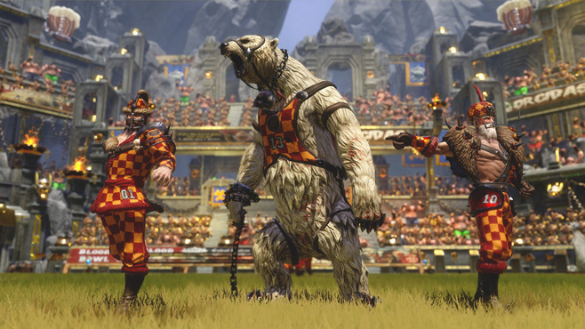 Blood Bowl 2: Official Expansion Screenshot 1