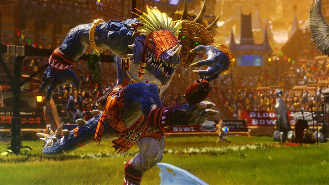 Blood Bowl 2: Official Expansion + Team Pack Screenshot 2