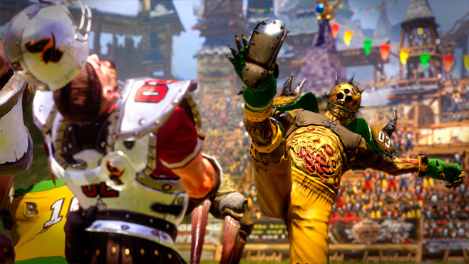 Blood Bowl 2: Official Expansion + Team Pack Screenshot 5
