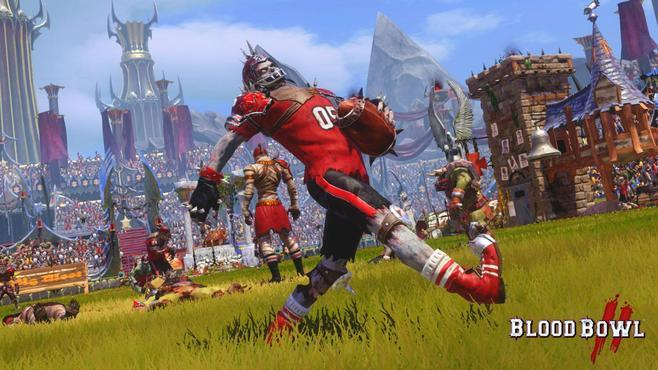 Blood Bowl 2 - Undead DLC Screenshot 1
