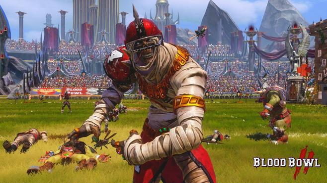 Blood Bowl 2 - Undead DLC Screenshot 2