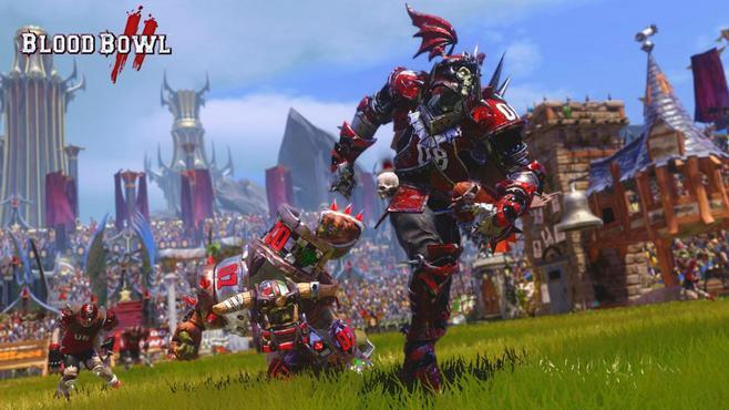Blood Bowl 2 - Undead DLC Screenshot 4