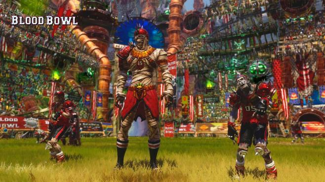 Blood Bowl 2 - Undead DLC Screenshot 7