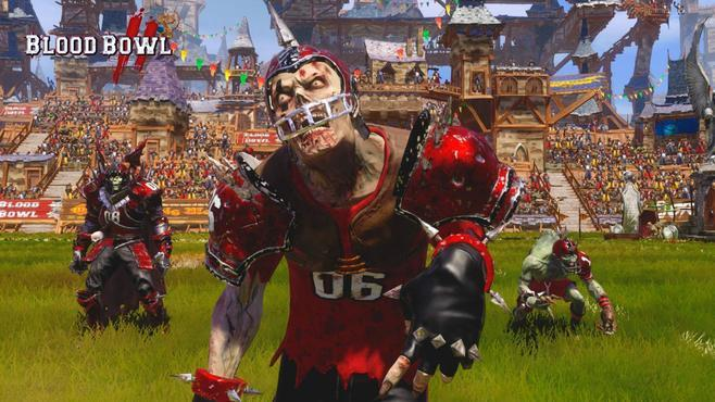 Blood Bowl 2 - Undead DLC Screenshot 8