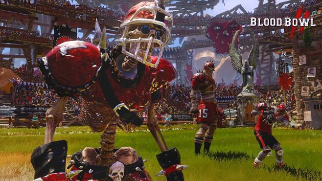 Blood Bowl 2 - Undead DLC Screenshot 9