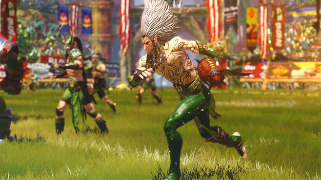 Blood Bowl 2 - Wood Elves Screenshot 1