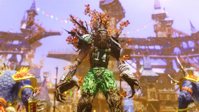 Blood Bowl 2 - Wood Elves Screenshot 2