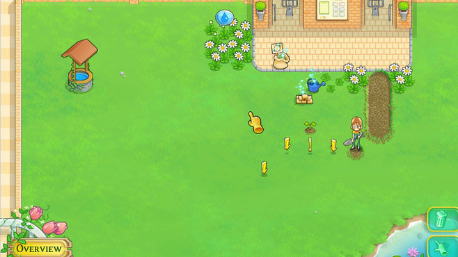 Blooming Daisies Screenshot 1