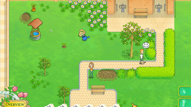 Blooming Daisies Screenshot 4
