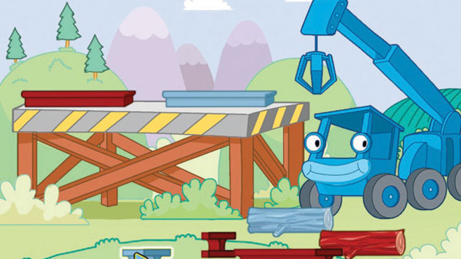 Bob the Builder Can-Do Carnival Screenshot 1