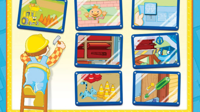 Bob the Builder Can-Do Carnival Screenshot 2