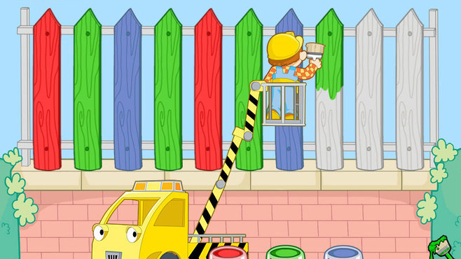 Bob The Builder: Can-Do Zoo Screenshot 1
