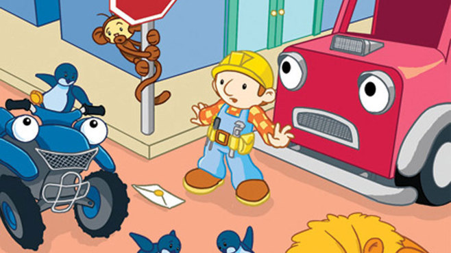 Bob The Builder: Can-Do Zoo Screenshot 4