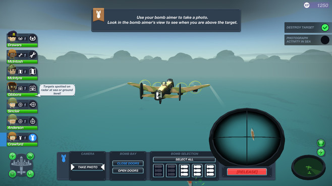 Bomber Crew - Deluxe Edition Screenshot 1