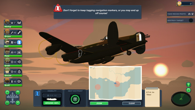 Bomber Crew - Deluxe Edition Screenshot 2