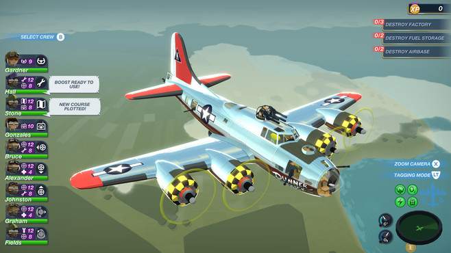 Bomber Crew: USAAF Screenshot 1