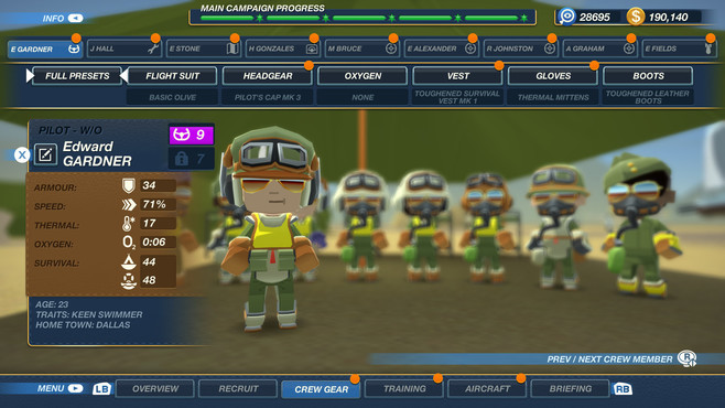 Bomber Crew: USAAF Screenshot 3