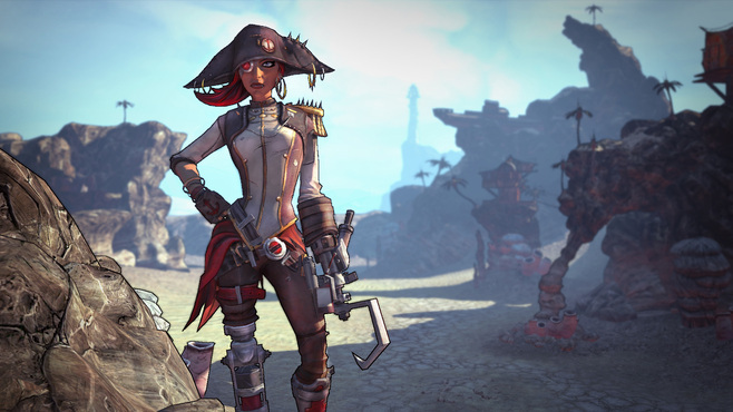 Borderlands 2: Captain Scarlett and her Pirate's Booty DLC Screenshot 3