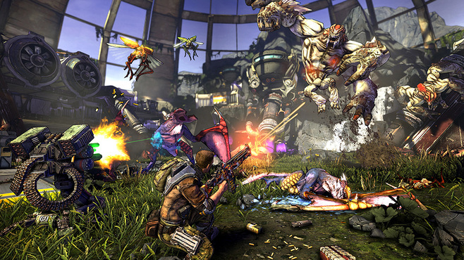 Borderlands 2: Creature Slaughterdome Screenshot 2