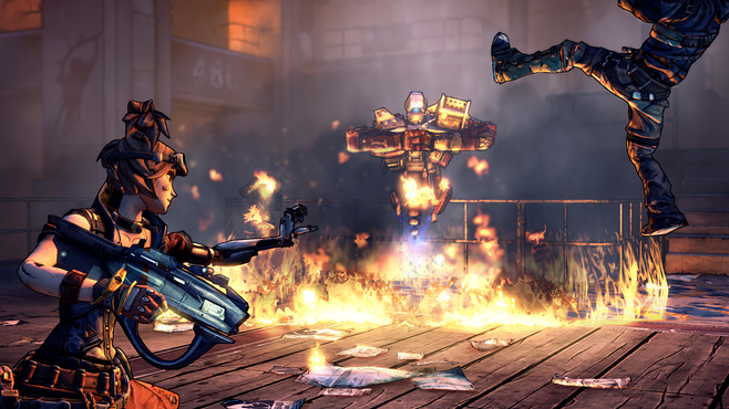 Borderlands 2: Mechromancer Pack Screenshot 2