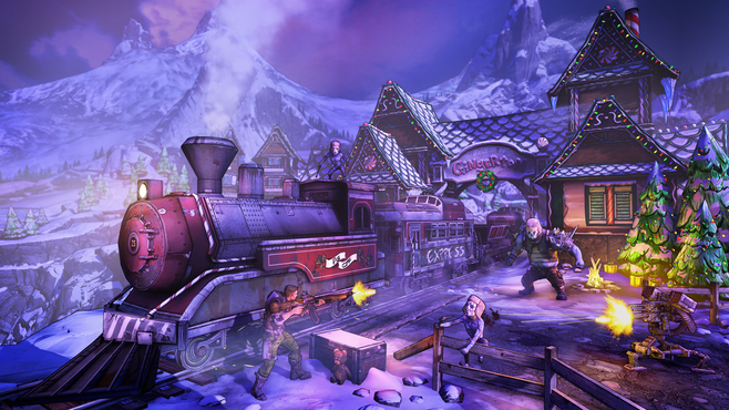 Borderlands 2: Mercenary Day Screenshot 1