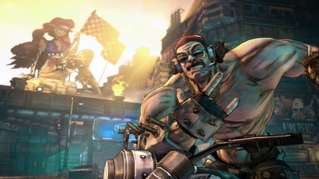 Borderlands 2: Mr. Torgue's Campaign of Carnage Screenshot 1
