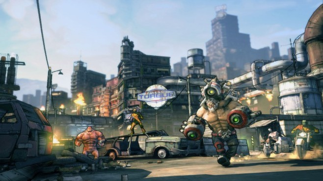 Borderlands 2: Mr. Torgue's Campaign of Carnage Screenshot 2