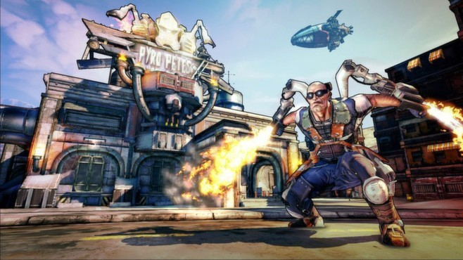 Borderlands 2: Mr. Torgue's Campaign of Carnage Screenshot 3