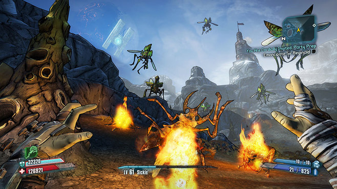Borderlands 2: Psycho Pack Screenshot 4