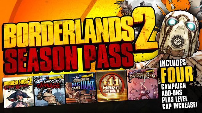 Borderlands 2: Season Pass Screenshot 1