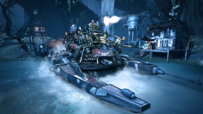 Borderlands 2: Sir Hammerlock's Big Game Hunt Screenshot 1