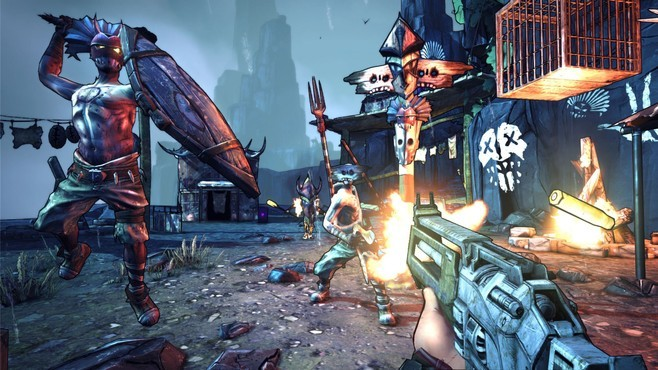Borderlands 2: Sir Hammerlock's Big Game Hunt Screenshot 3