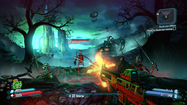 Borderlands 2: Tiny Tina's Assault on Dragon Keep Screenshot 1