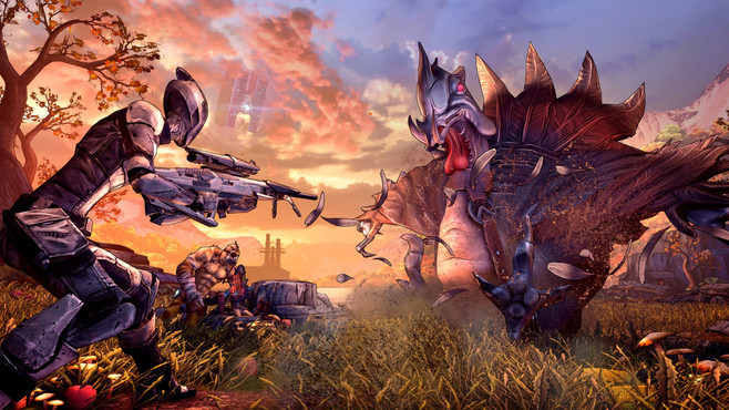 Borderlands 2: Wattle Gobbler Screenshot 2