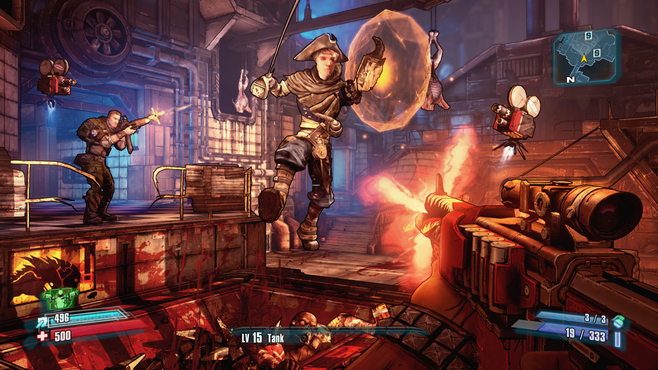 Borderlands 2: Wattle Gobbler Screenshot 4
