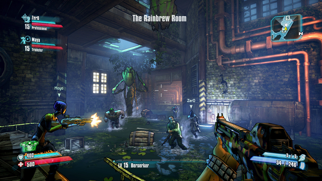 Borderlands 2: Wedding Day Massacre Screenshot 3