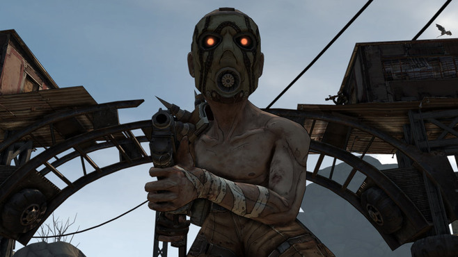 Borderlands Screenshot 2