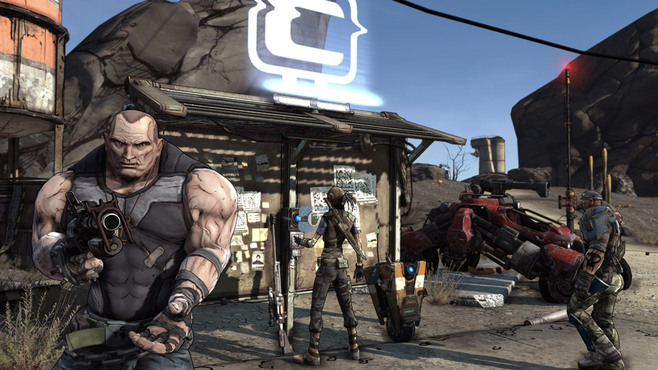 Borderlands Screenshot 4
