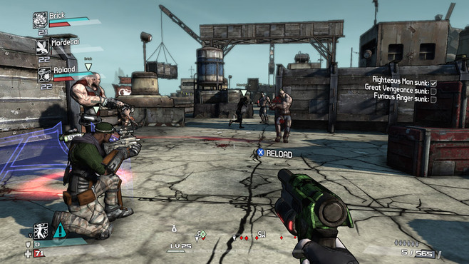 Borderlands Screenshot 6