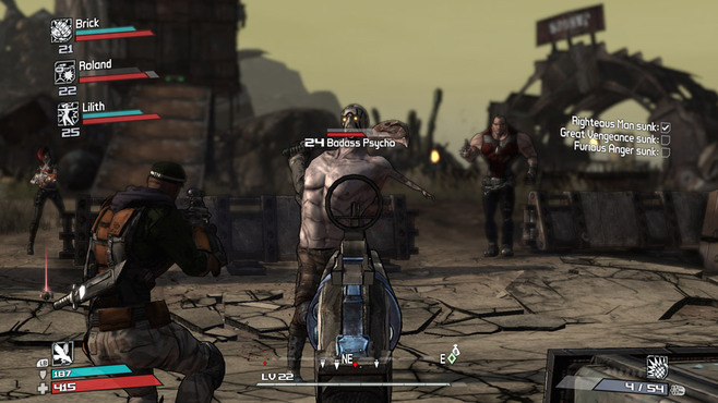 Borderlands Screenshot 7