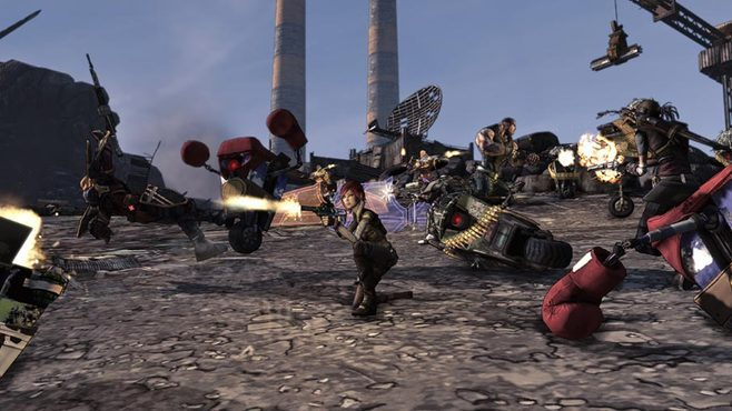 Borderlands: Add-On Content Screenshot 1