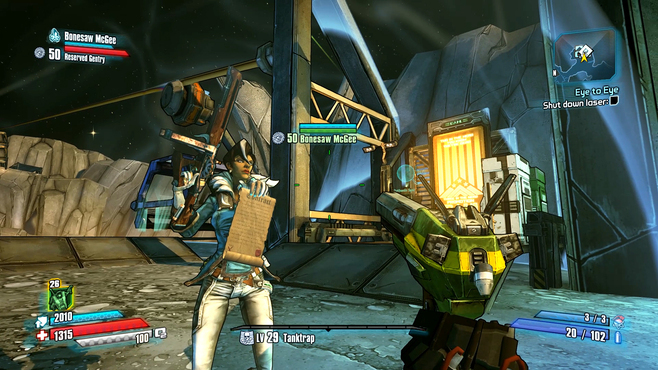Borderlands: The Pre-Sequel: Lady Hammerlock the Baroness Pack Screenshot 1