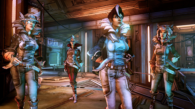 Borderlands: The Pre-Sequel: Lady Hammerlock the Baroness Pack Screenshot 2