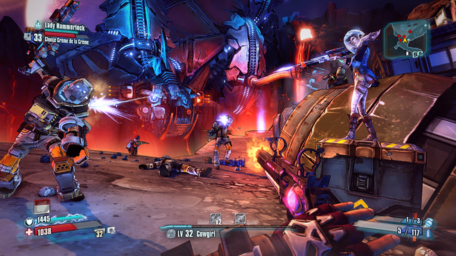 Borderlands: The Pre-Sequel: Lady Hammerlock the Baroness Pack Screenshot 3