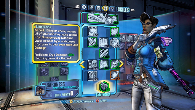 Borderlands: The Pre-Sequel: Lady Hammerlock the Baroness Pack Screenshot 4