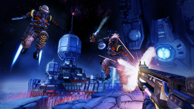 Borderlands: The Pre-Sequel Screenshot 3
