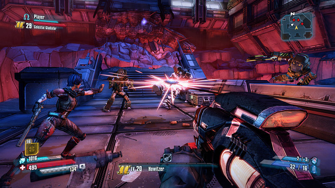 Borderlands: The Pre-Sequel Screenshot 5