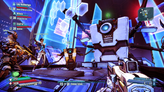 Borderlands: The Pre-Sequel: Claptastic Voyage and Ultimate Vault Hunter Upgrade Pack 2 Screenshot 3