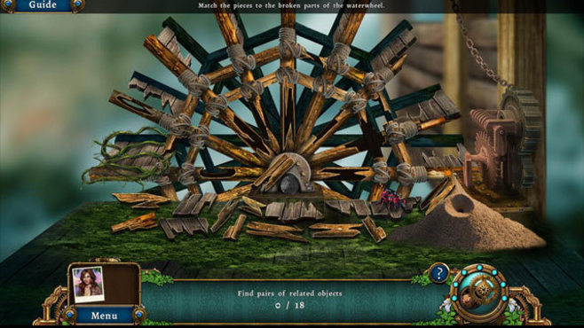 Botanica: Earthbound Screenshot 1